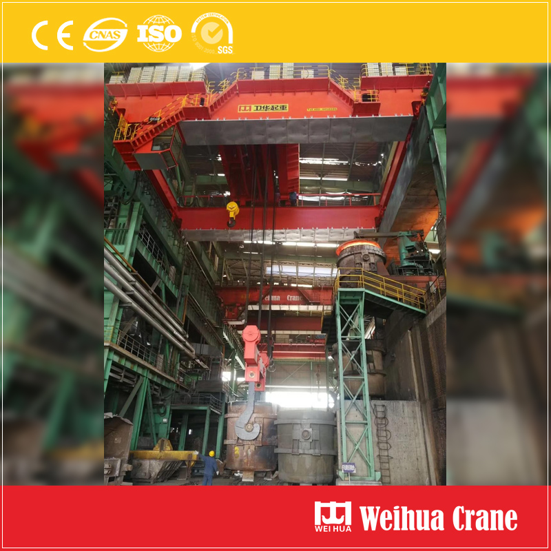 metallurgical-casting-crane