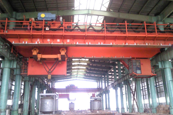 nickel-baking-tank-crane