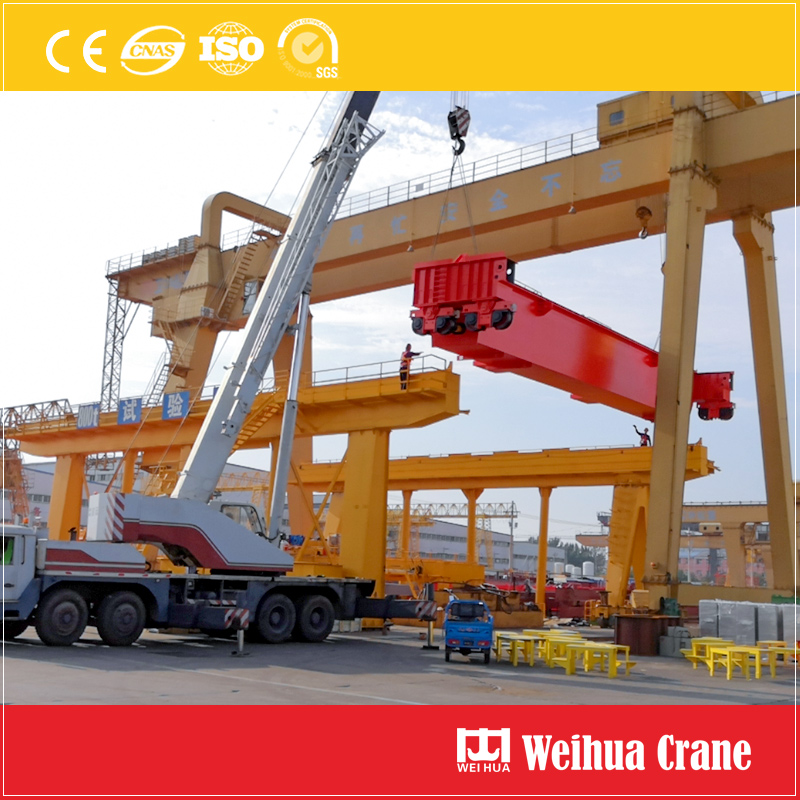 bridge-crane-factory-test