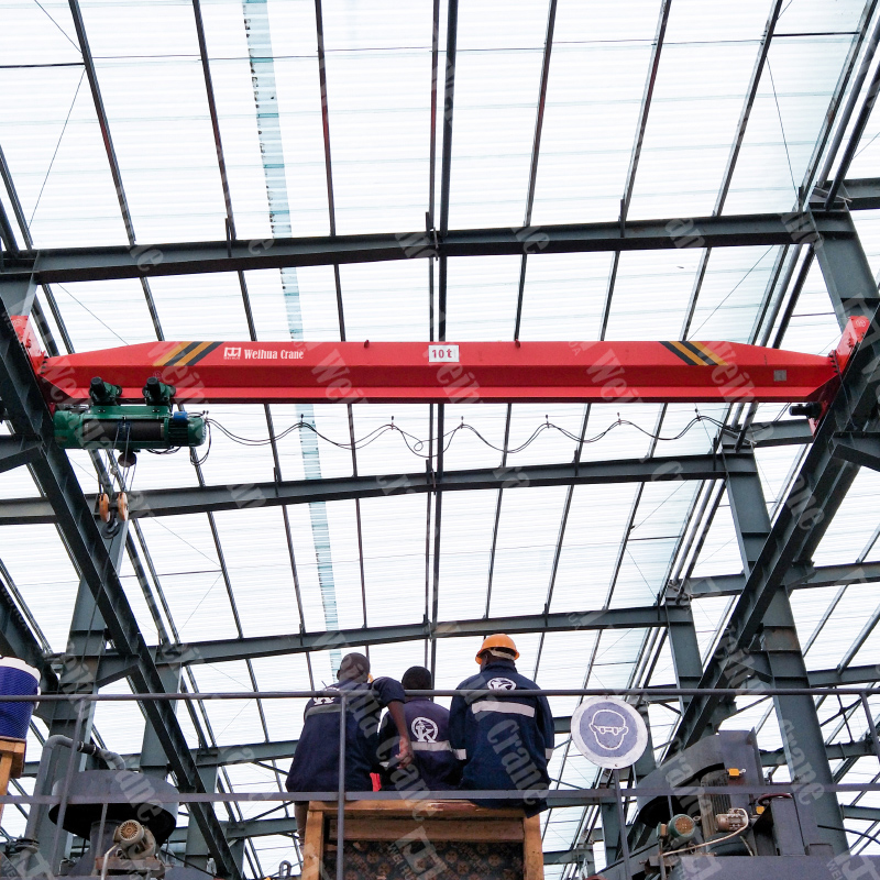 single-girder-bridge-crane-10t