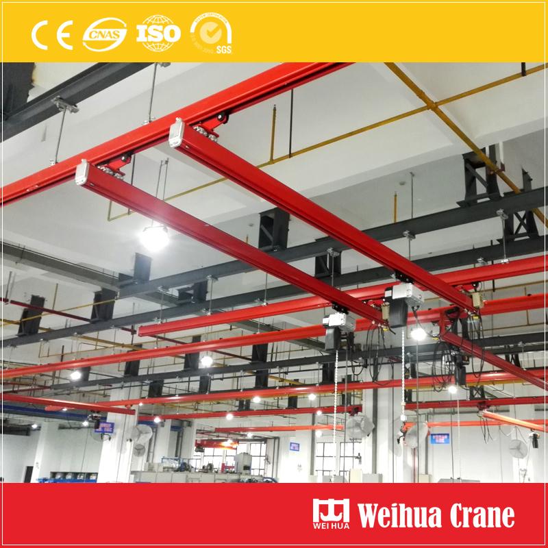 suspension-crane-with-chain-hoist