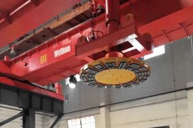 Weihua Develop High-Precision Automatic Intelligent Bridge Crane
