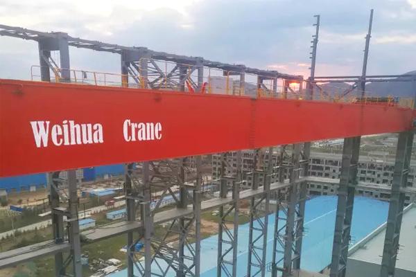 weihua-crane-intallation-qinghai